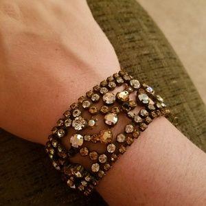 Neutral sorrelli bracelet